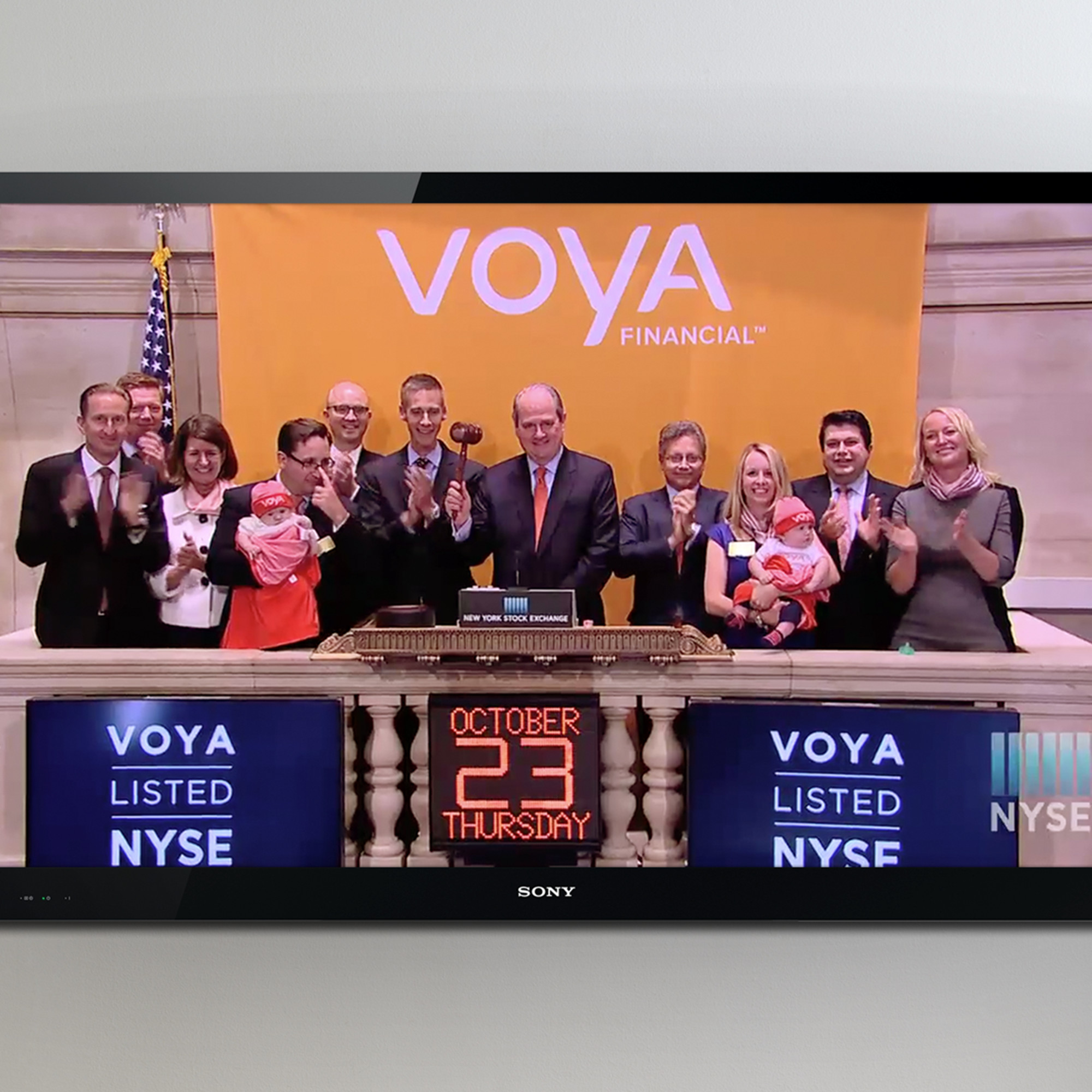 Voya - Born to Save portfolio item 6