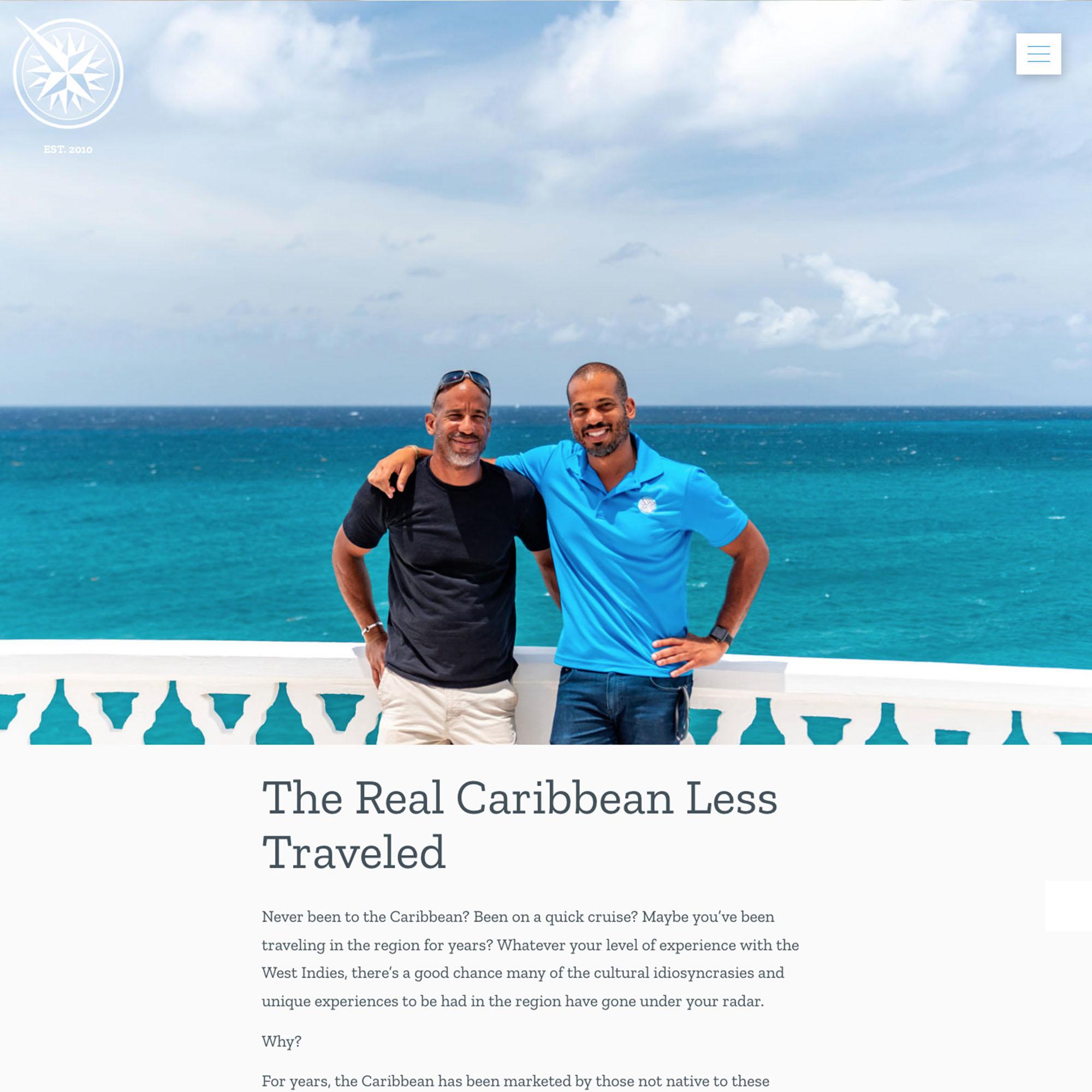Uncommon Caribbean portfolio item 2