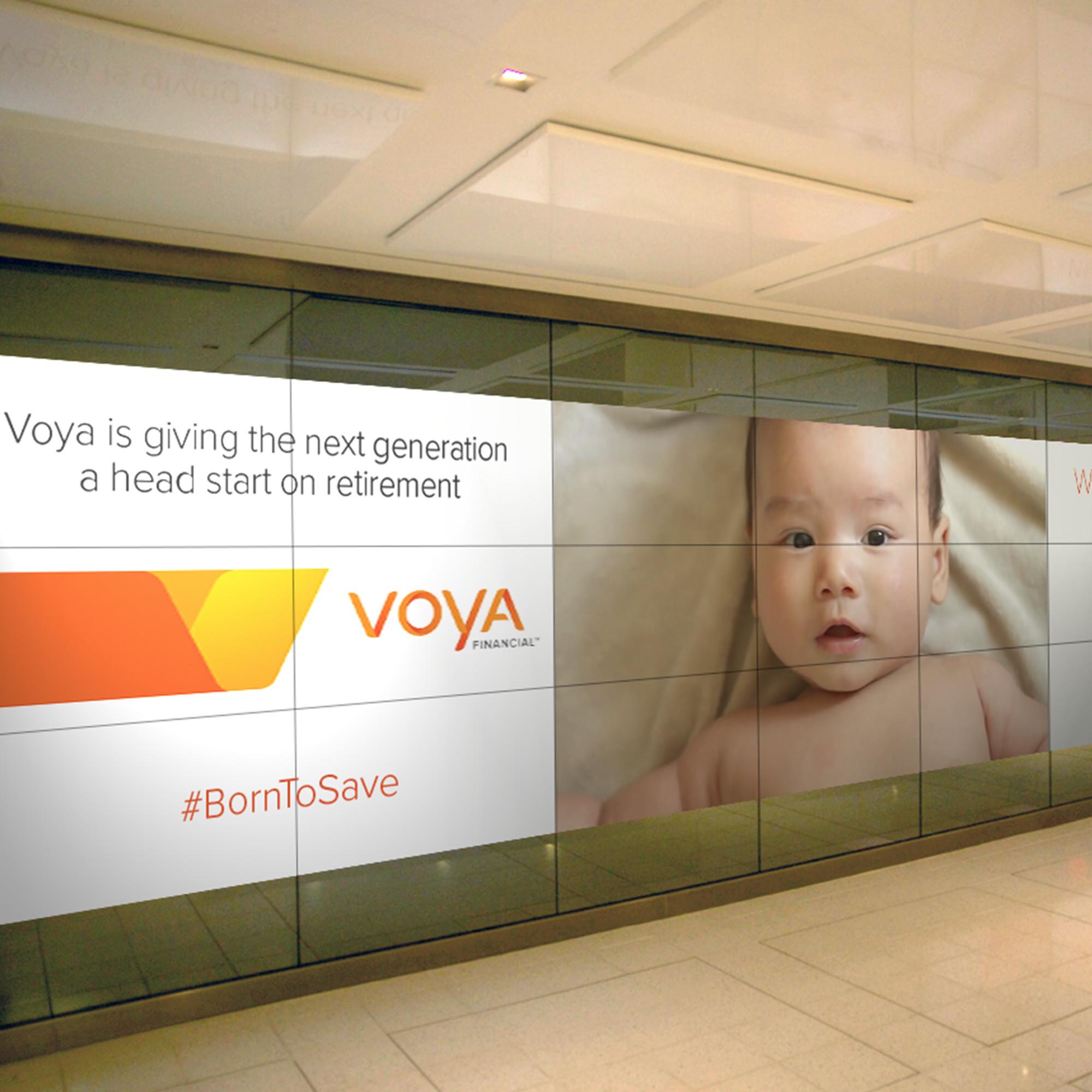 Voya - Born to Save portfolio item 4